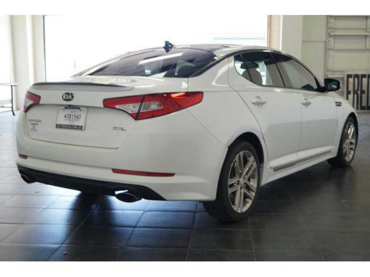 Letgo 2013 Kia Optima Sx W Limited In South Houston Tx