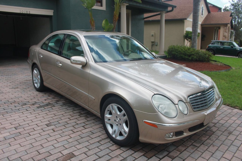 Service manual how things work cars 2008 mercedes benz e for 2003 mercedes benz e320 owners manual