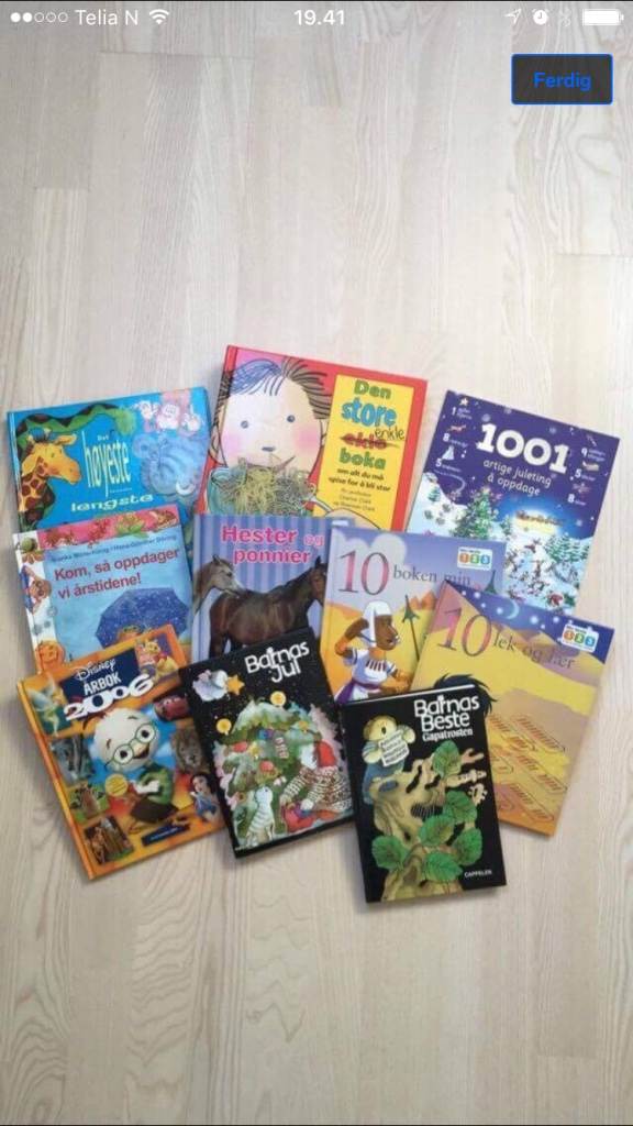 reading book lot
