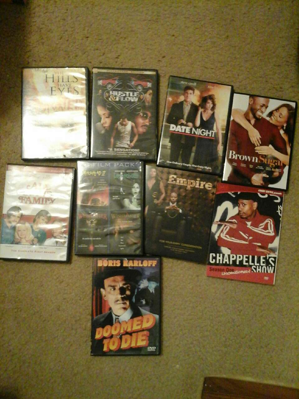 Letgo Mixed Movie Dvds Lot Classic In High Point Nc