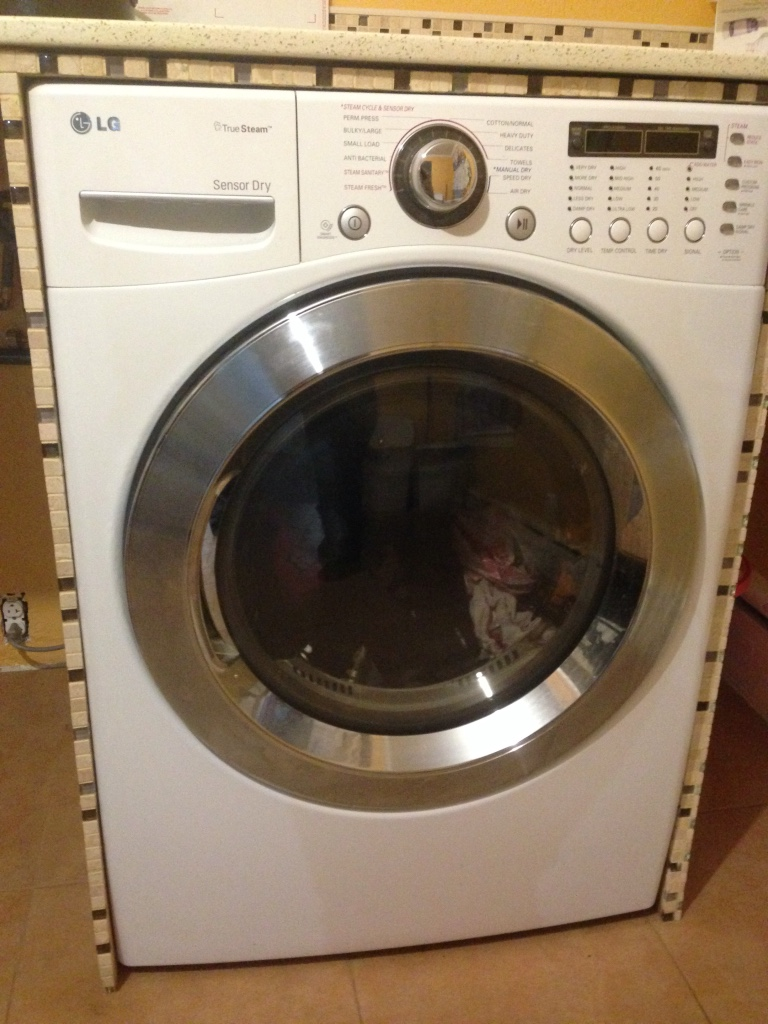 Convert Lg Natural Gas Dryer To Propane