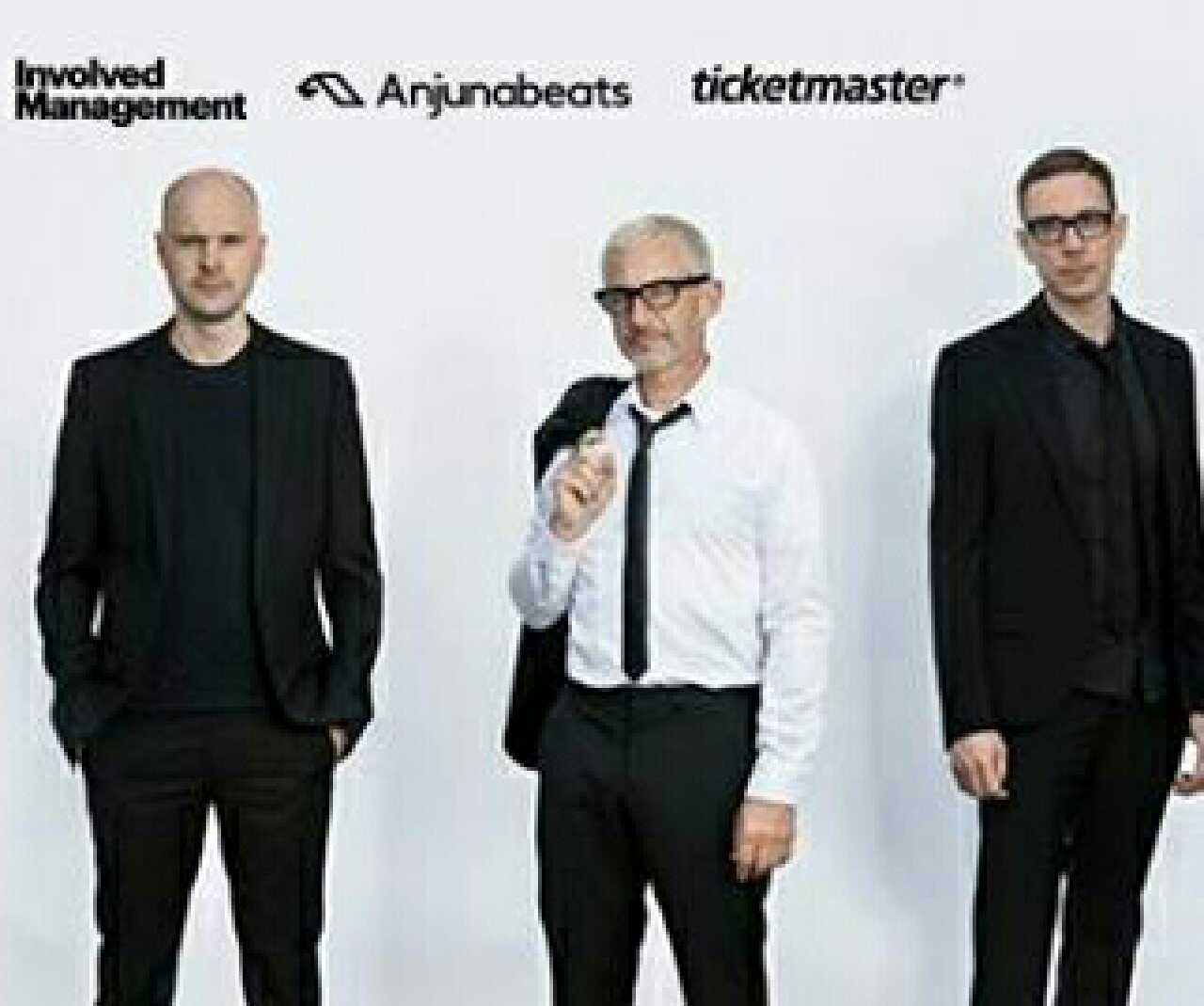 Above And Beyond konsertbillett.