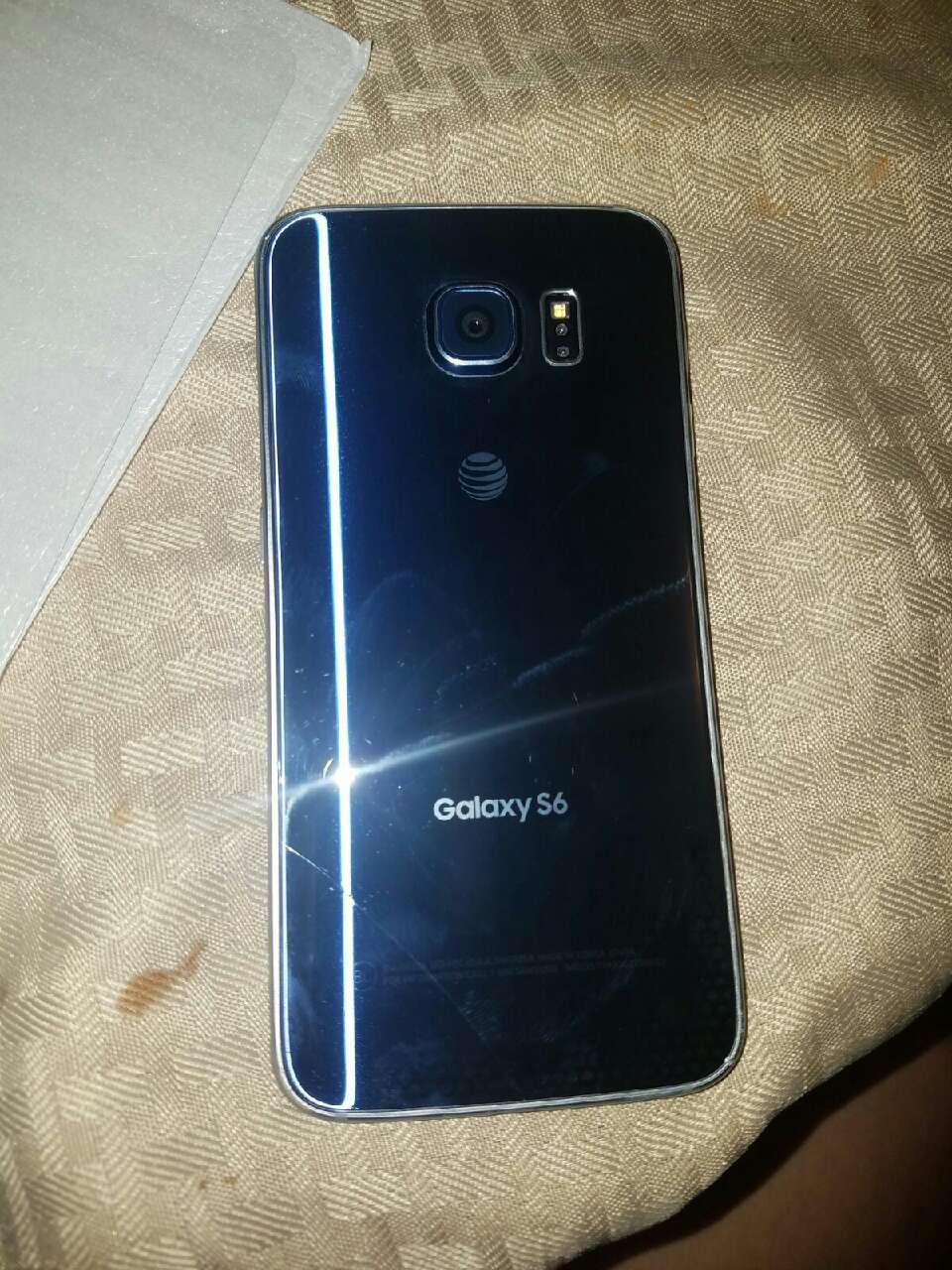 Letgo Galaxy S6 At T In Oklahoma City Ok