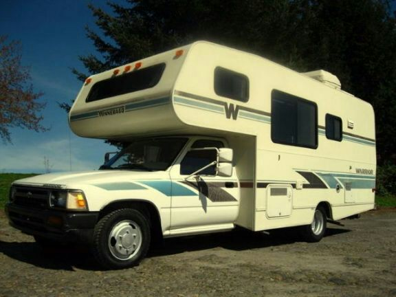 Model Brittany Taylor, A Simple Living Backpacker, Will Soon Begin To Travel In Her 19foot Restored Toyota Winnebago Micro Warrior Motorhome Anyone Interested In Simple Living And Minimalism May Have Seen The YouTube Videos By Brittany