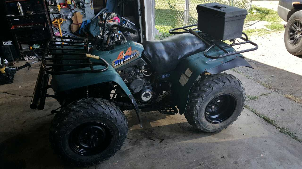 letgo yamaha big bear 350 4x4 in lancaster oh