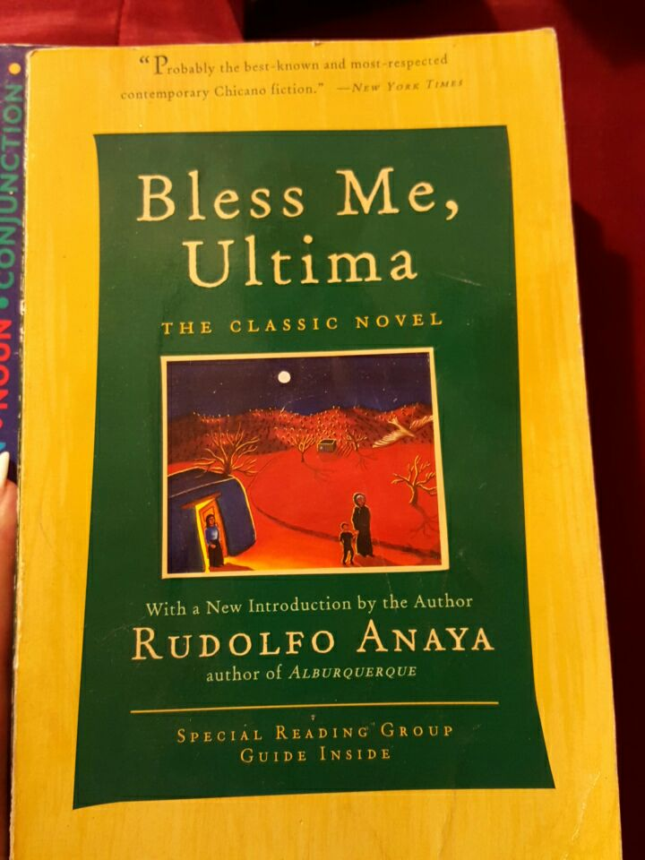 "the quest for true identity in bless me ultima a novel by rudolfo anaya Rudolfo anaya artist gaspar our true mestizo identity—and clarify it for my community and myself"" rudolfo anaya achieved this in his first novel, bless me."