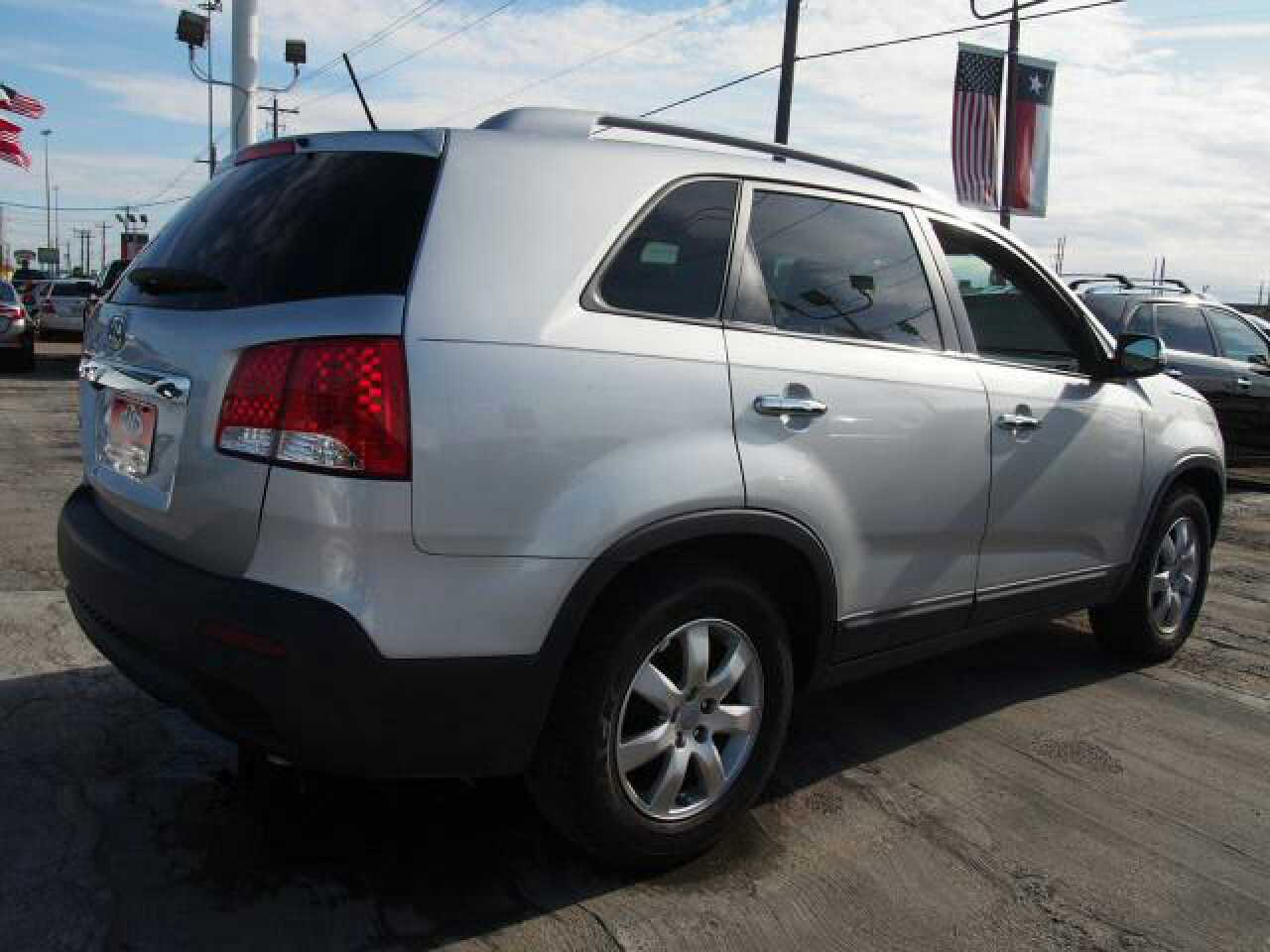 Letgo 2012 Kia Sorento Lx In South Houston Tx