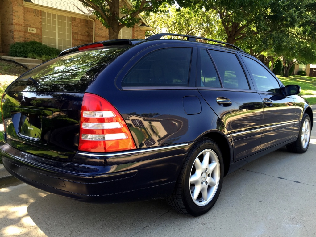 Letgo 2002 mercedes benz c320 wagon in arlington tx for Mercedes benz c320