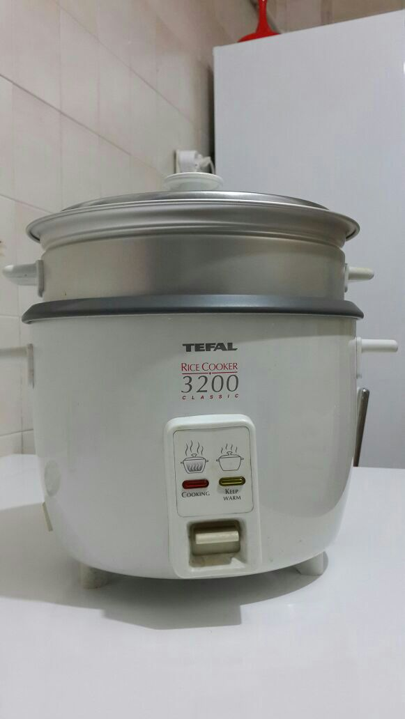 tefal rice cooker 4 in 1 instructions