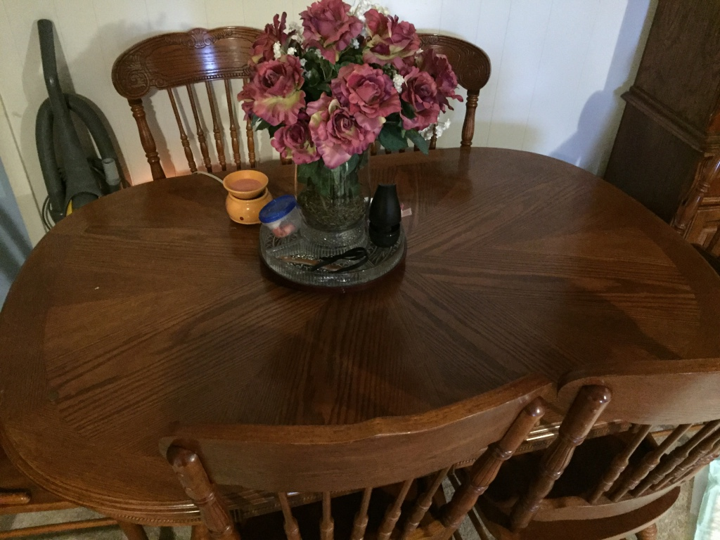 Letgo Dining Room Table 6 Cha In East TN State Univ TN