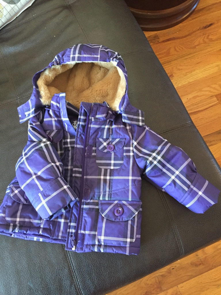 Crib for sale halifax - Purple And White Tattersall Printed Hoodie