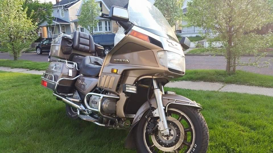 Letgo 39 84 honda goldwing in northwood oh for Dc motors northwood ohio