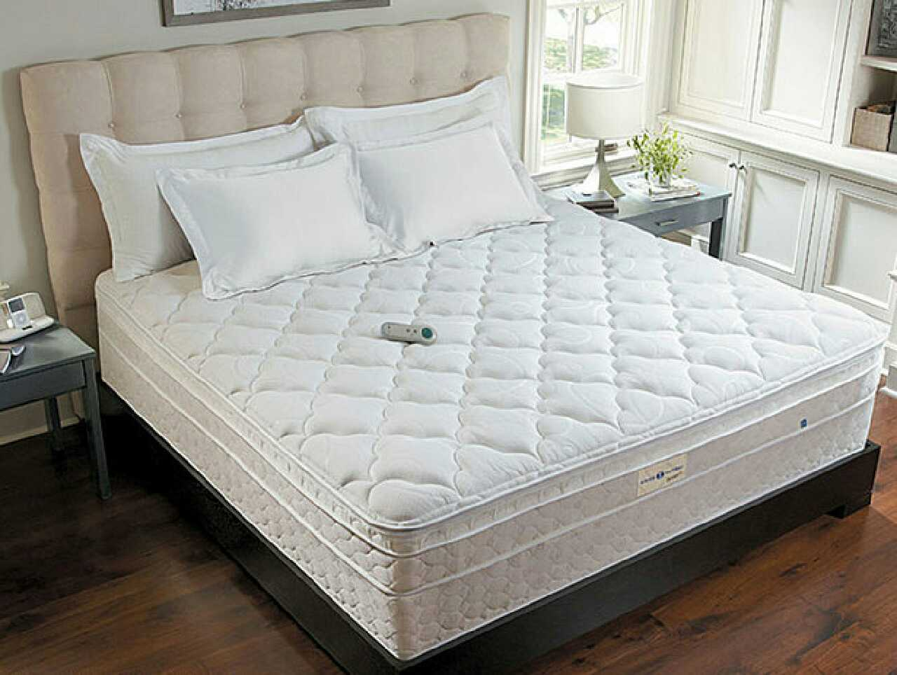 letgo used king pillow top bed for sale in idlewood il. Black Bedroom Furniture Sets. Home Design Ideas