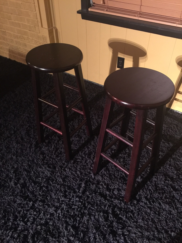 Letgo Two Bar Stools In Memphis Tn