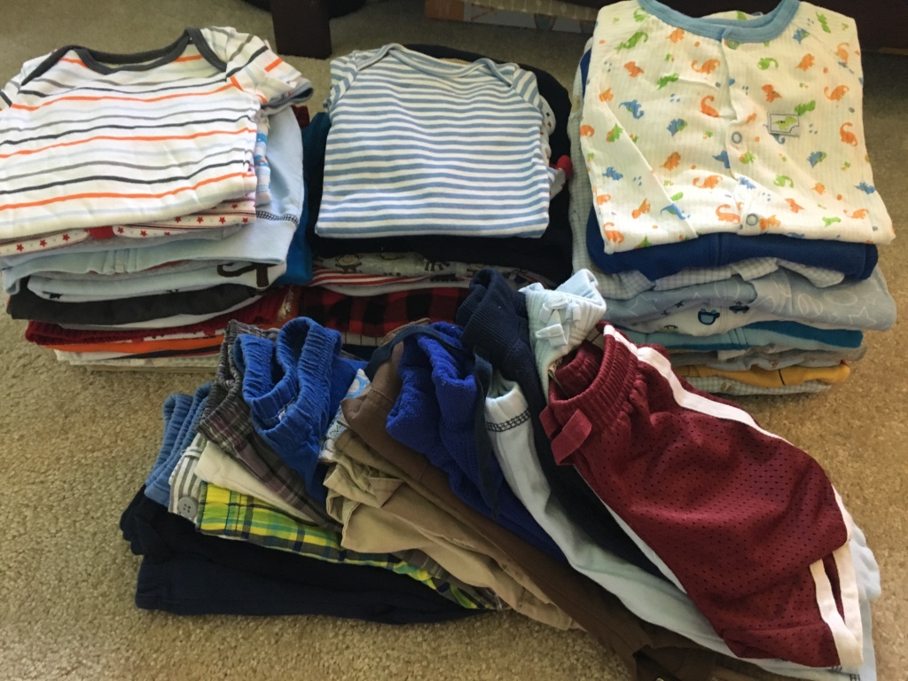 letgo 3 6 months Baby BOY clothes in Proctorville OH