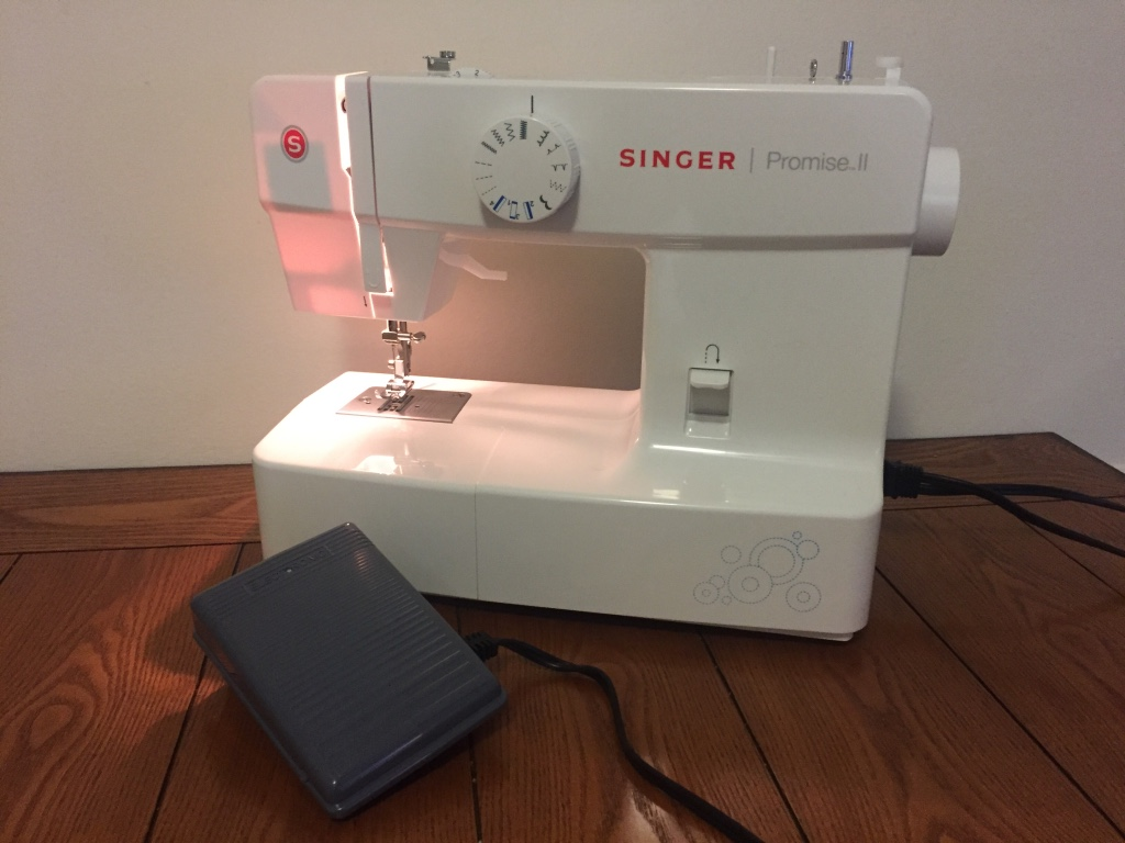 singer promise 2 sewing machine