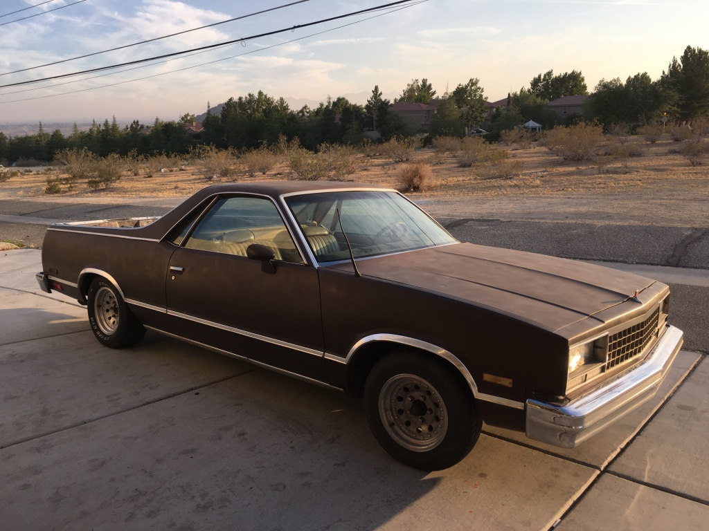 Letgo Black Muscle Car In Victorville Ca