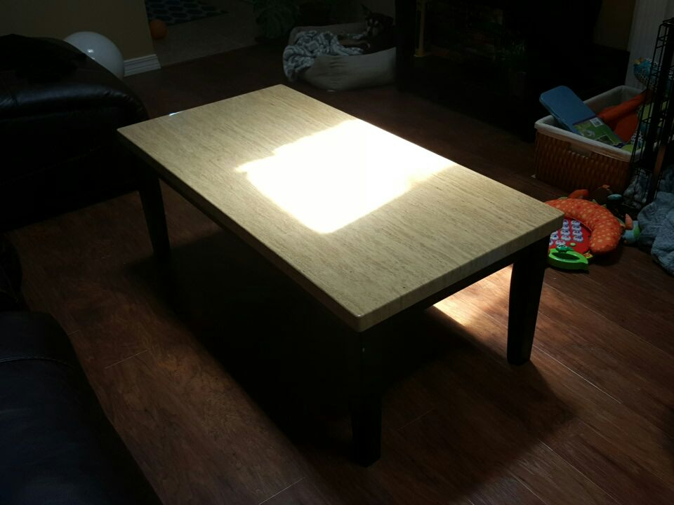 Letgo Coffee Table Matching End Tables In Houston Tx