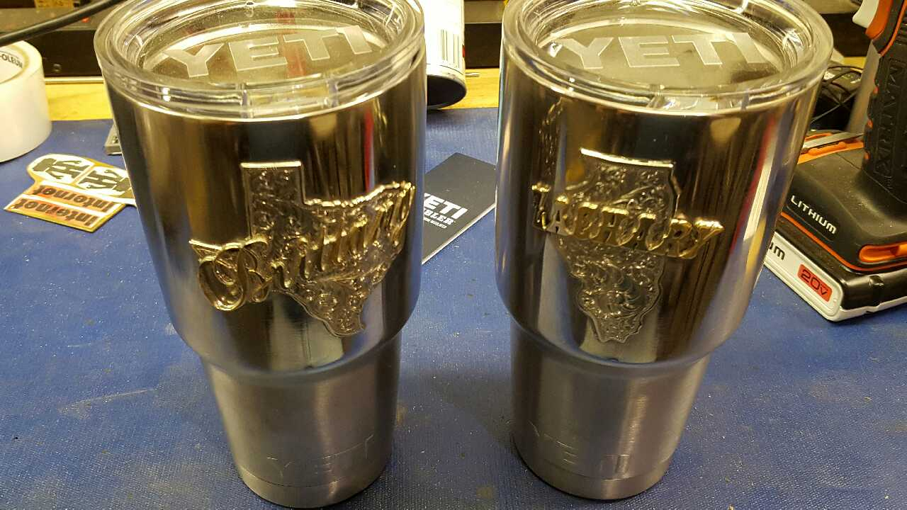 Letgo Personalize Your Yeti Or Rtic Cup In Amarillo Tx
