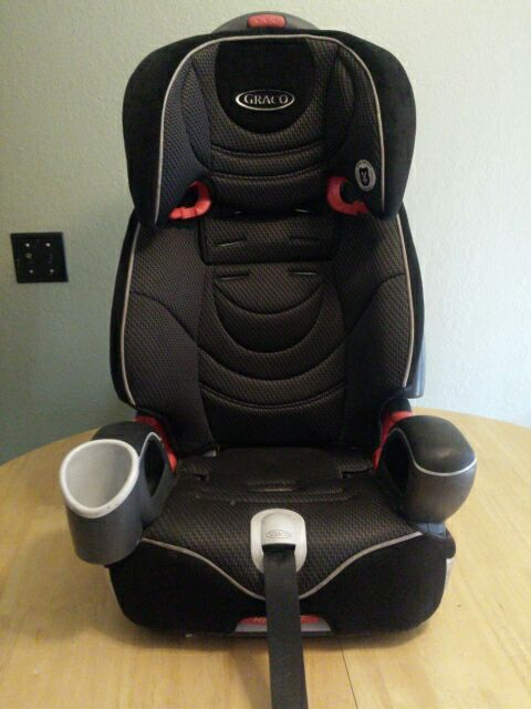 letgo graco red and black car seat ca in baldy mesa ca. Black Bedroom Furniture Sets. Home Design Ideas