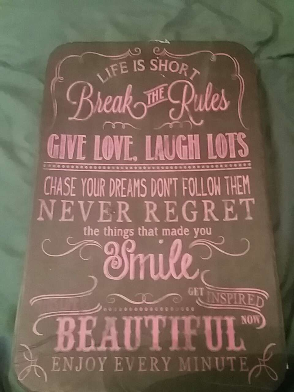 Letgo life is short break the rules in west biloxi ms 6 home decor rules to break now