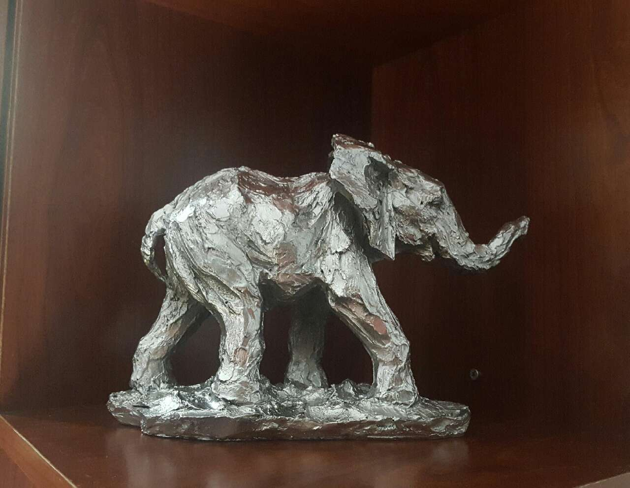Letgo silver elephant home decor in hialeah fl Silver elephant home decor
