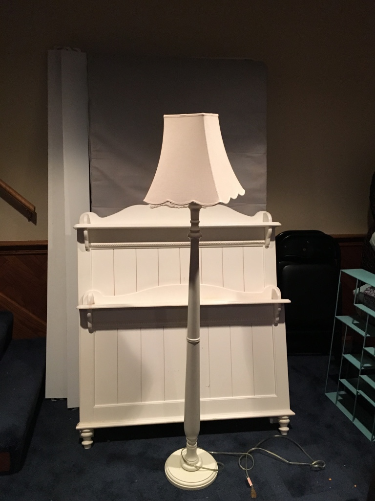 letgo pottery barn white floor in north chelmsford ma With white floor lamp pottery barn