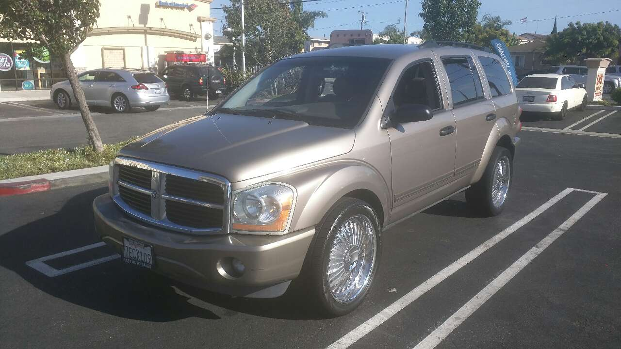 letgo 2005 dodge durango hemi slt limited in lawndale ca. Black Bedroom Furniture Sets. Home Design Ideas
