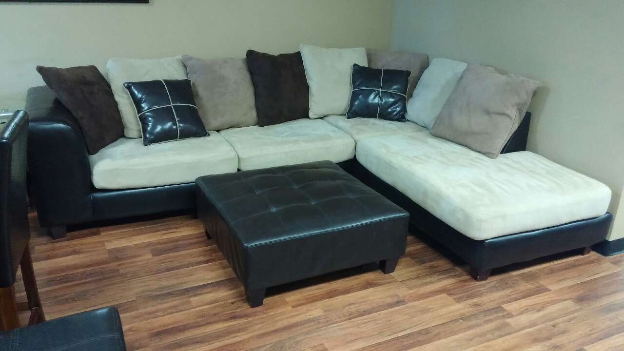 Letgo we finance like new microfiber in goldenrod fl for Couch 0 finance