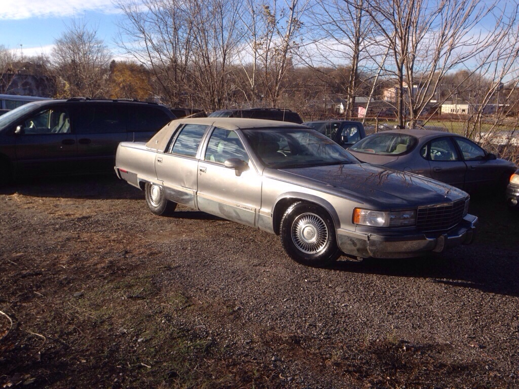 Letgo 93 caddy fleet wood in east akron oh for Abc motors akron ohio