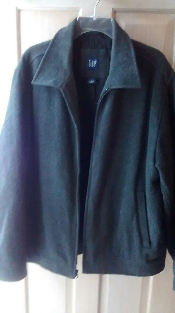 used stuff for in orland park il letgo page 31 mens large gap coat