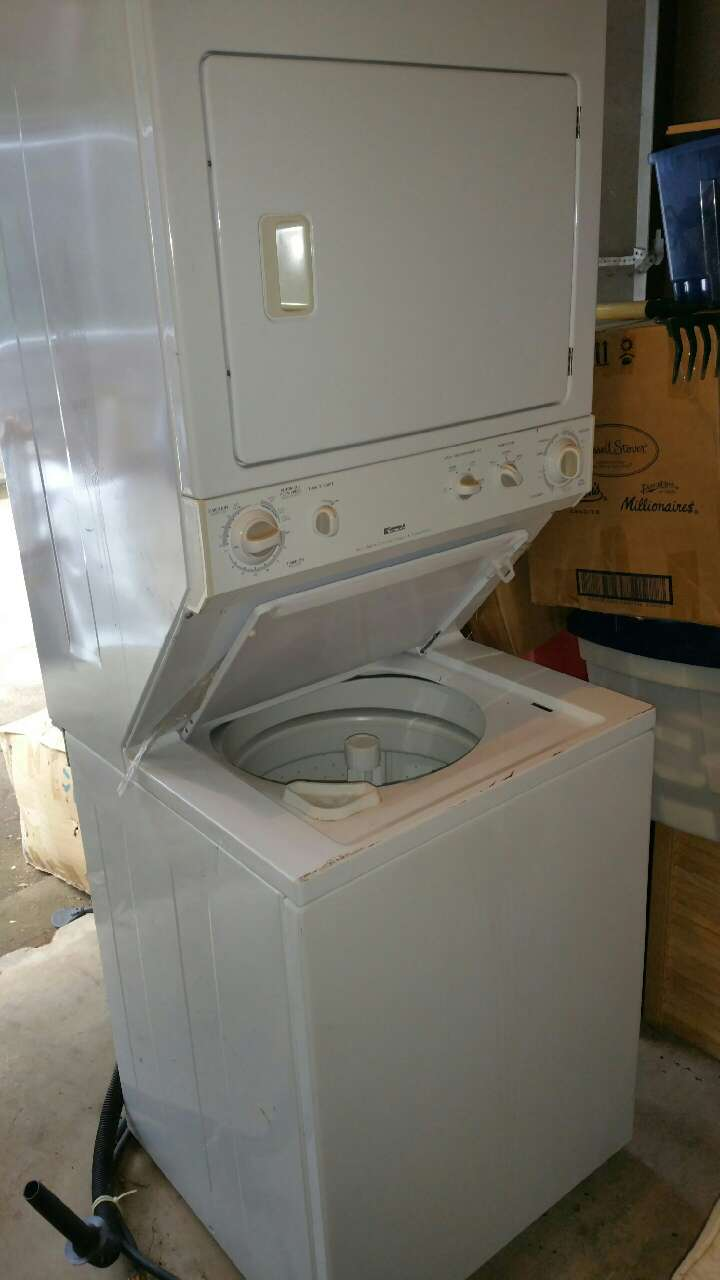 Letgo One Piece Washer And Dryer Kenmore In Tucker Ga