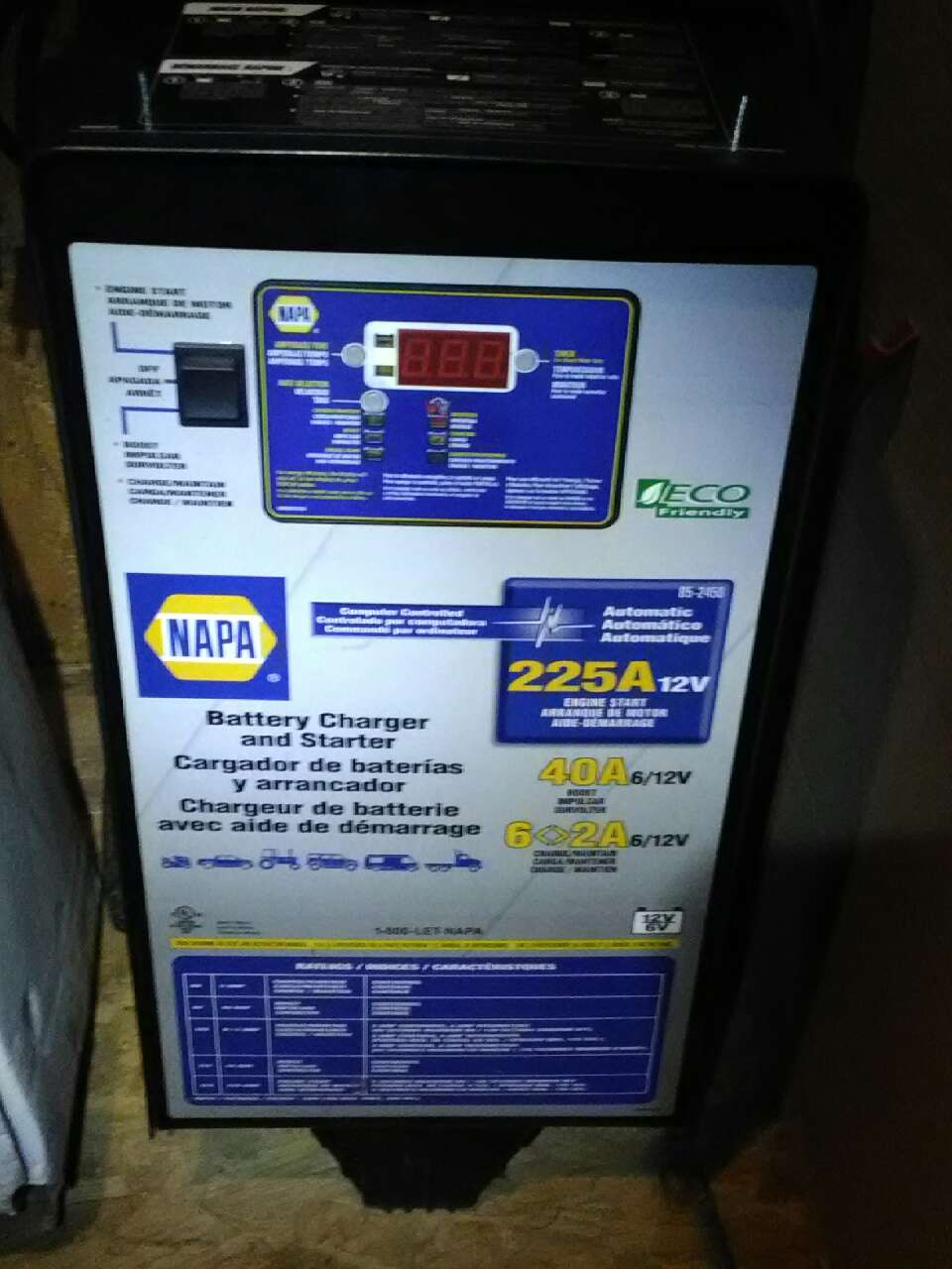 Napa Battery Charger Wiring Diagram : Schumacher battery charger wiring diagram se