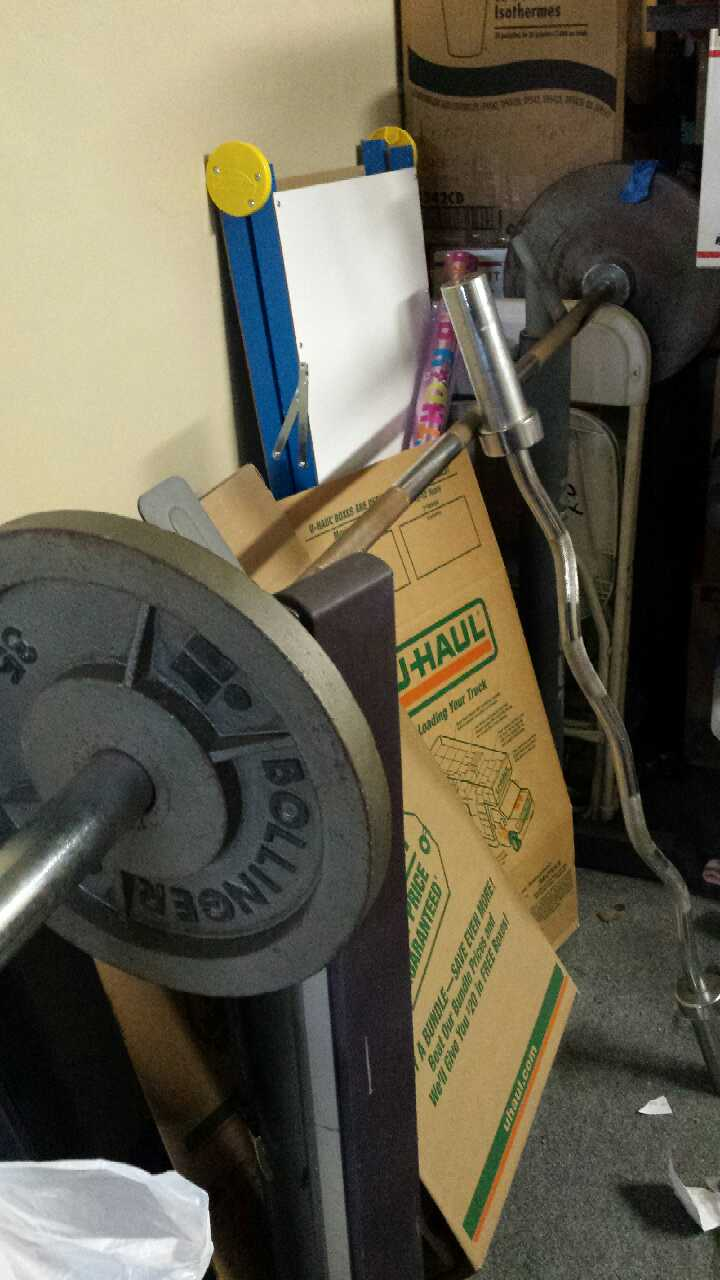 Letgo Weight Bench And Weights Set In Lane Ca