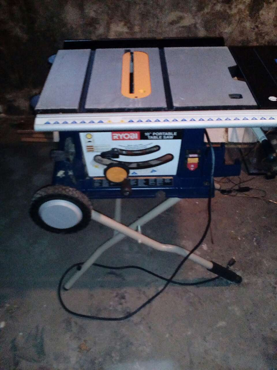 Letgo Brand New Folding Table Saw In Rochester Ny