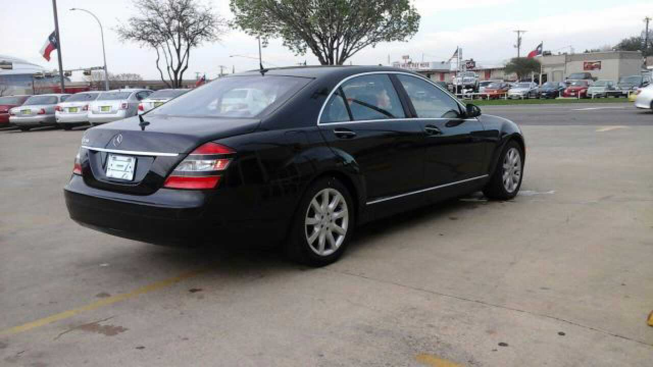 letgo 2007 mercedes benz s550 in arlington tx