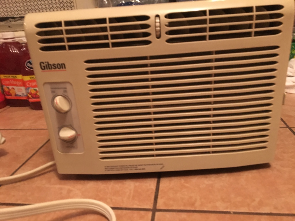 Philadelphia Other Gibson Room Air Conditioner Works Good #C57B06