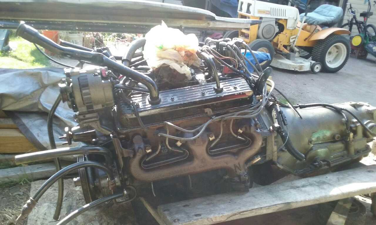 Letgo 1994 Motor And Trans In Howell Mi