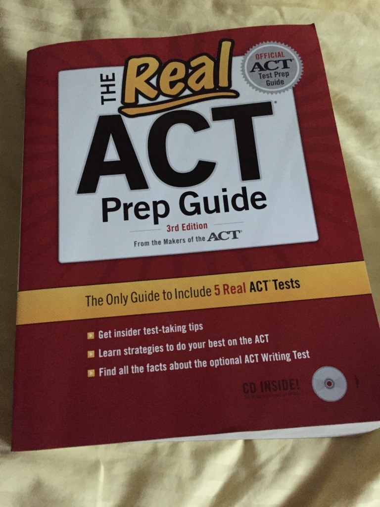 Amazon Best Sellers: Best ACT Test Guides