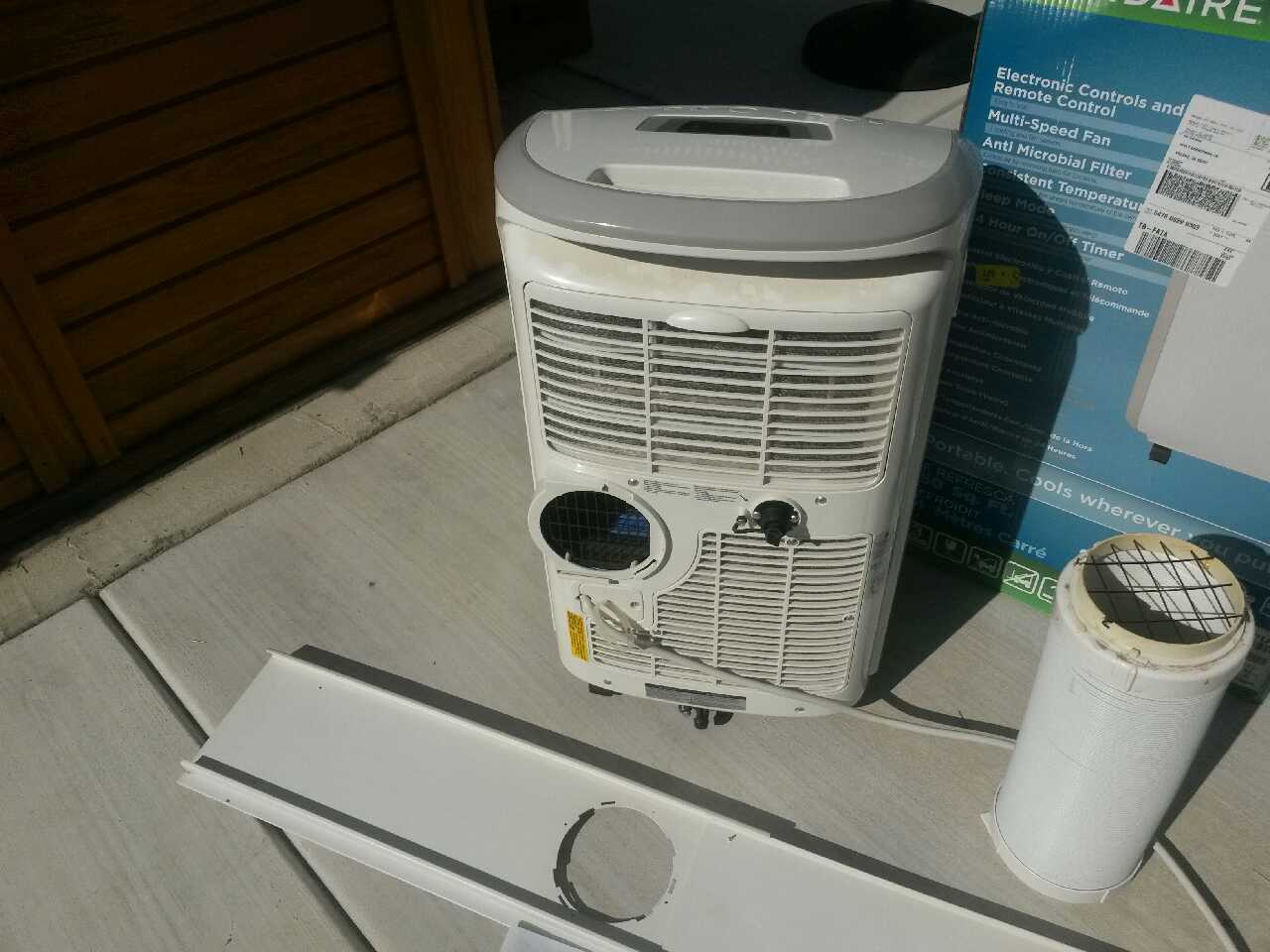 5000 btu condition it works for cooling a small room with a window #104E67