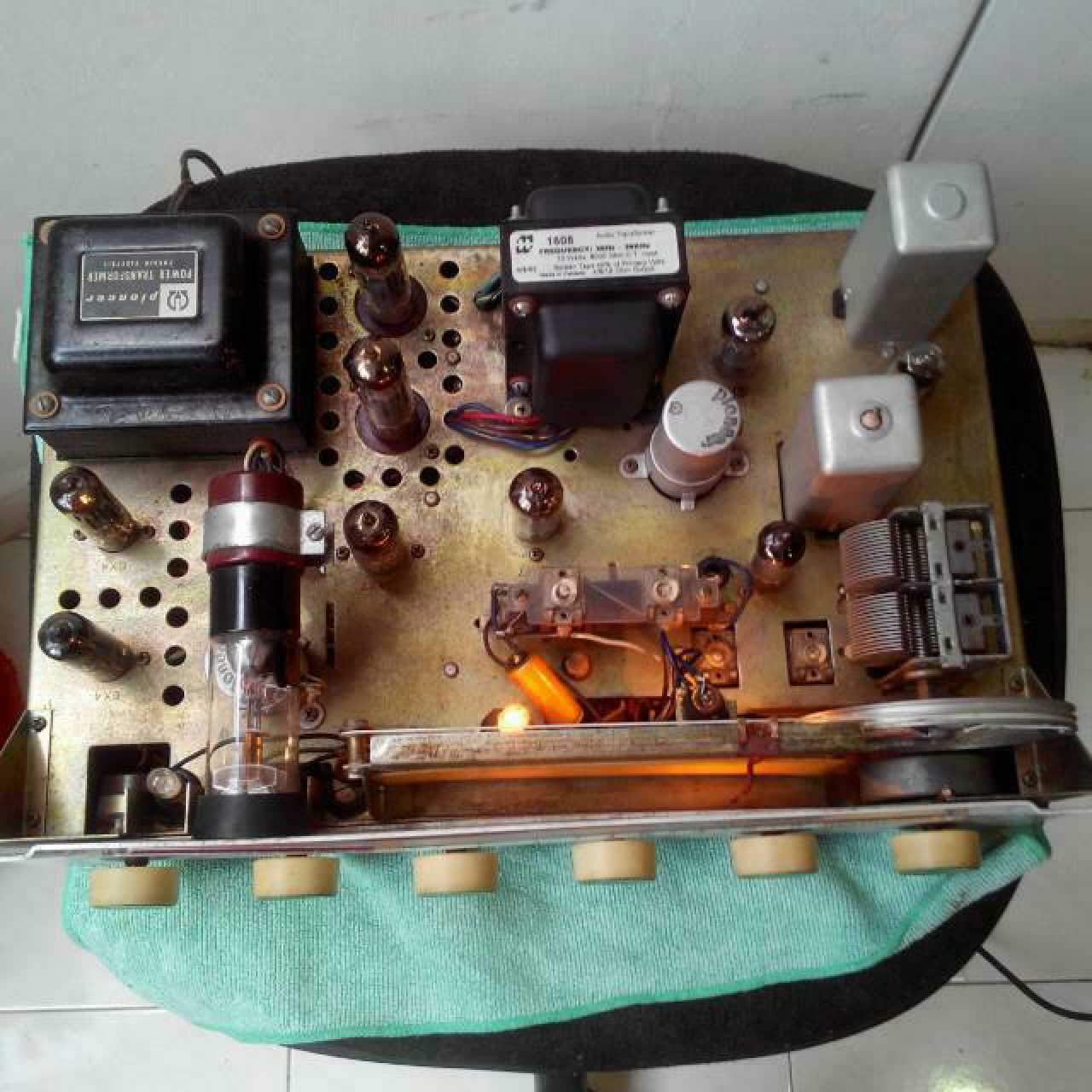 Vintage Pioneer Tube Amplifier in Singapore - letgo