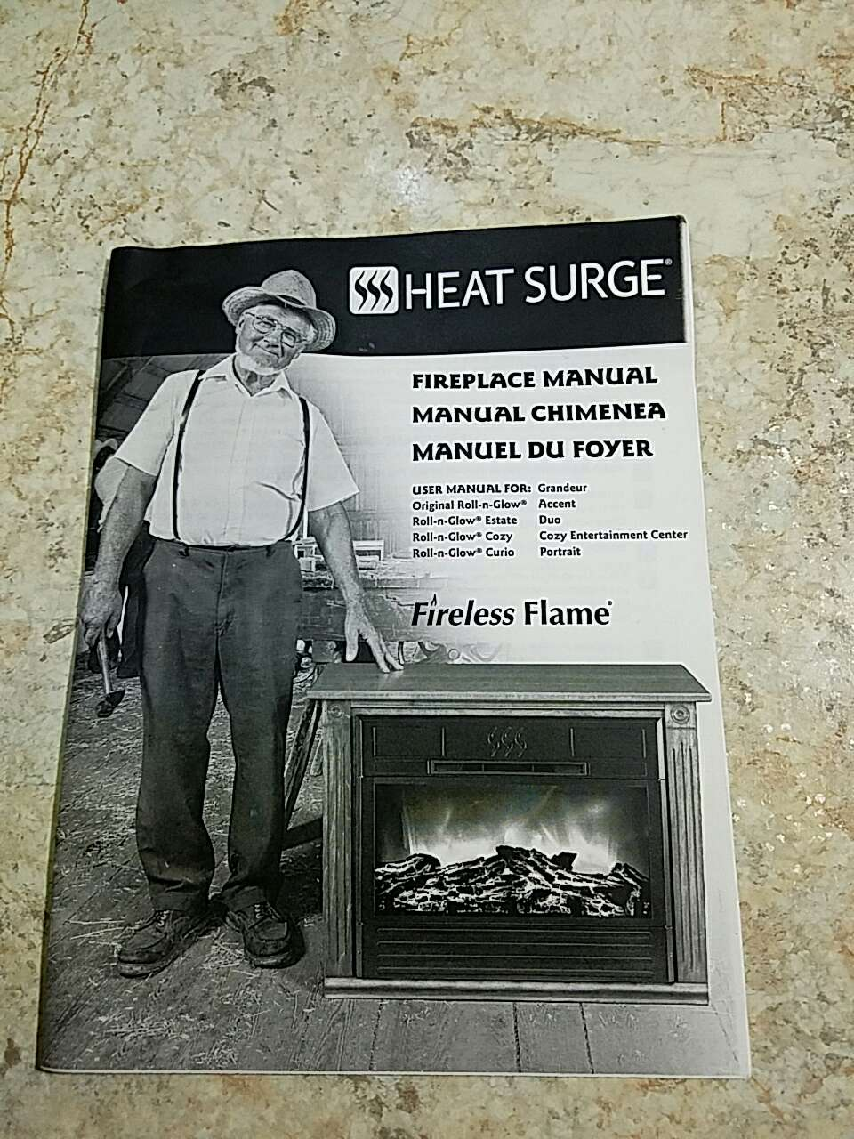 heat surge electric fireplace manual 28 images electric