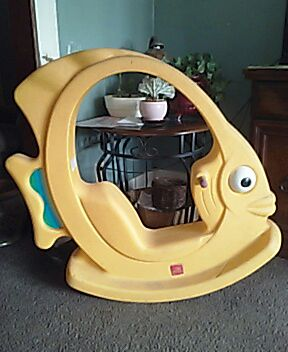 Used stuff for sale in 44305 east akron oh letgo for Step 2 rocking fish