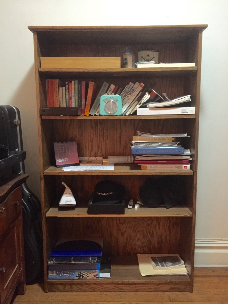 Letgo solid wood bookcase in manhattan ny for Gothic cabinet craft new york ny