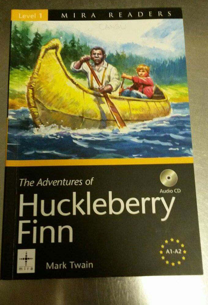 essay adventure of huckleberry finn