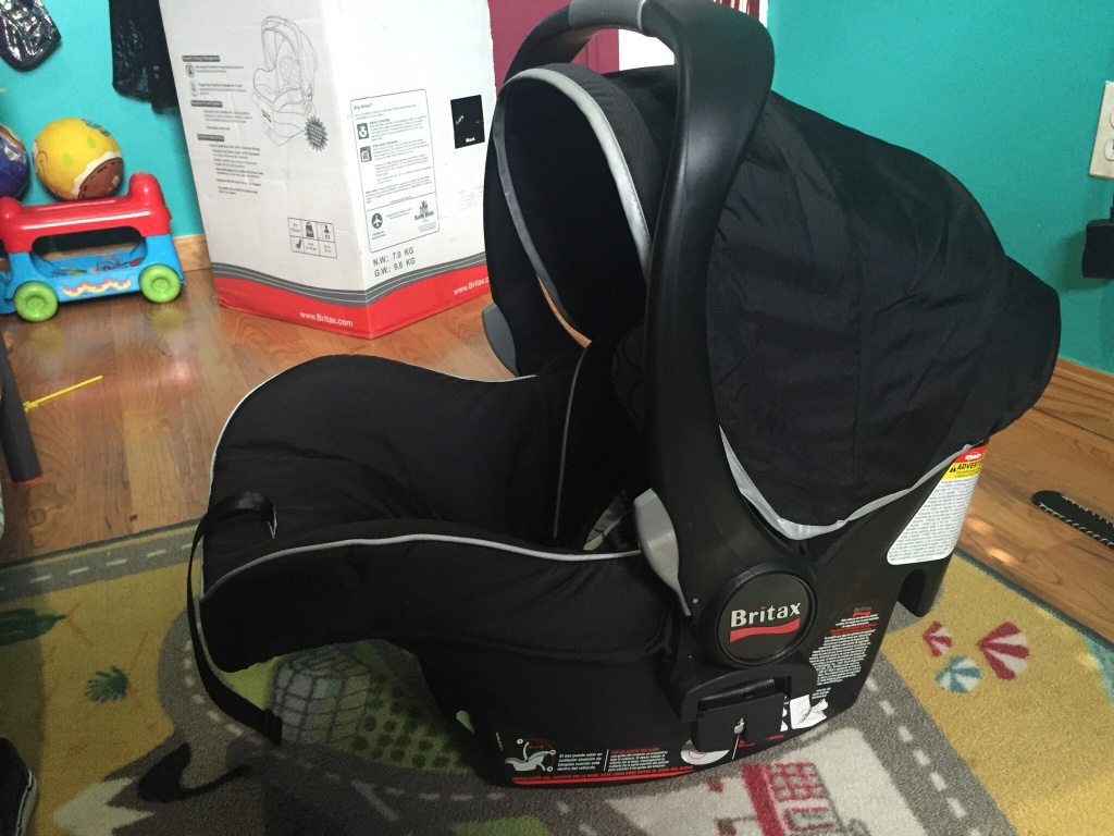 letgo britax b safe car seat in brooklyn ny. Black Bedroom Furniture Sets. Home Design Ideas