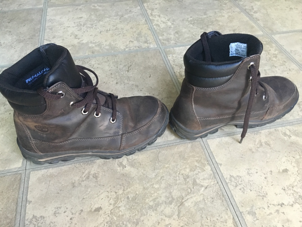 letgo brown and black timberland work in crest hill il