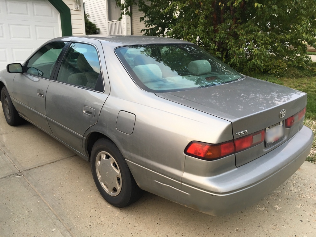 1998 toyota camry for sale excel in dawson creek letgo. Black Bedroom Furniture Sets. Home Design Ideas