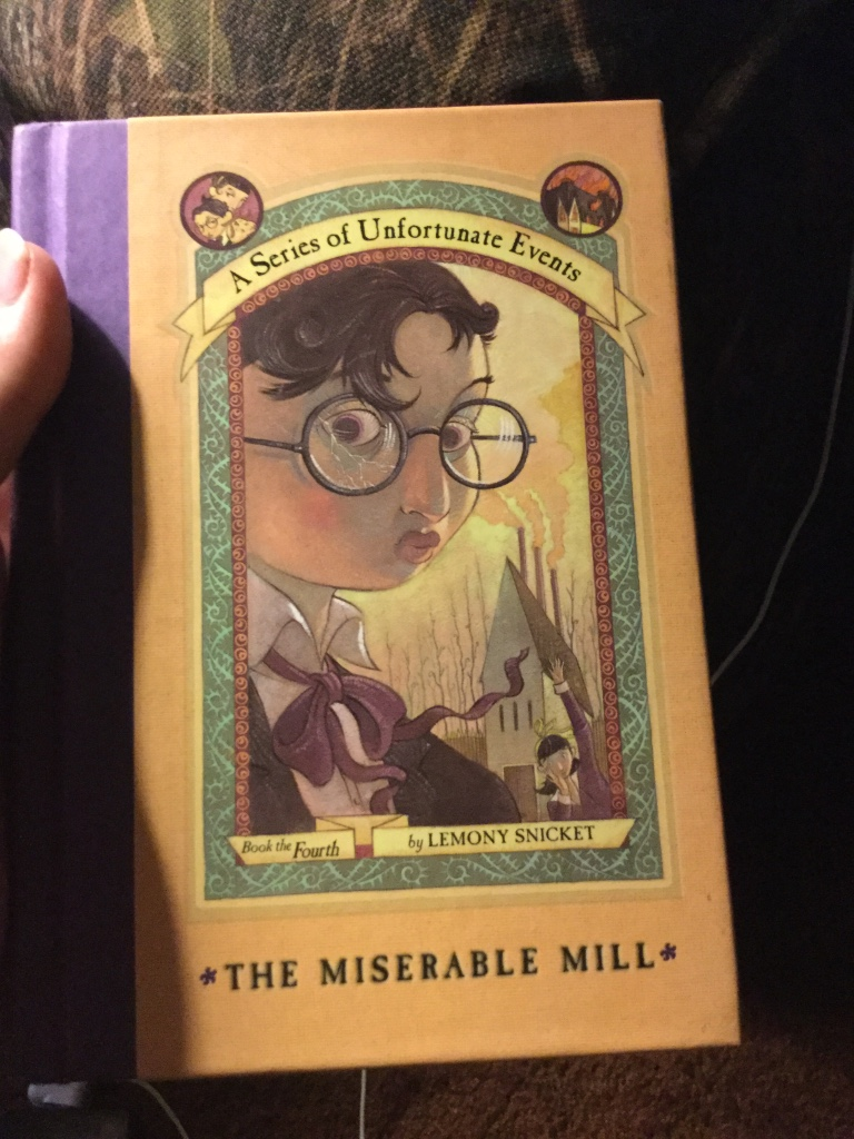 the miserable mill 62 quotes from the miserable mill (a series of unfortunate events, #4): 'they're book addicts.