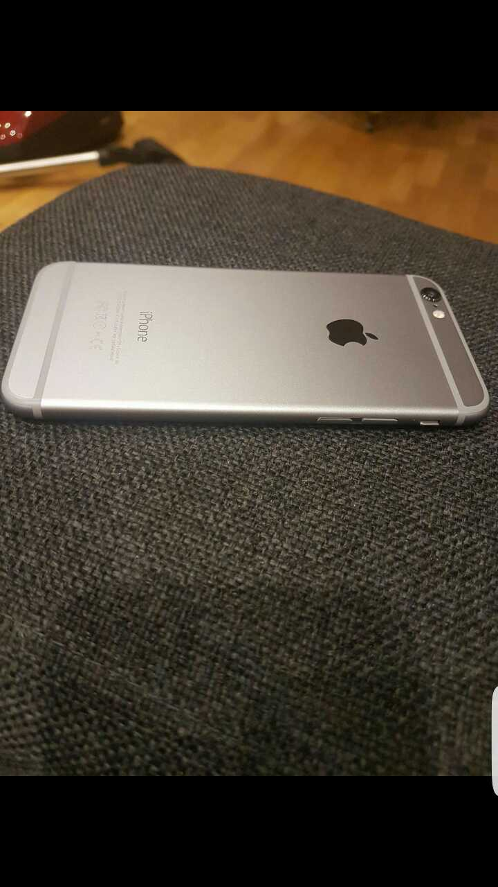 Iphone 6 16 GB - Norge